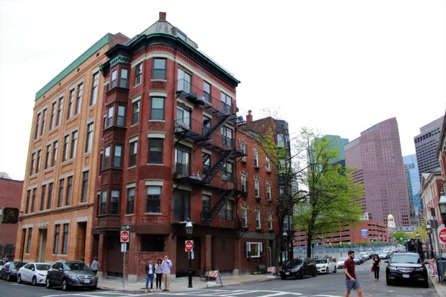 Boston Freedom Trail - parte 2, il North End