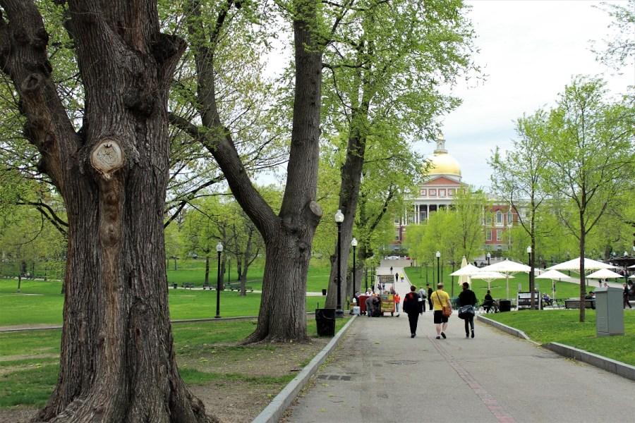 Boston Freedom Trail - parte 1, Downtown