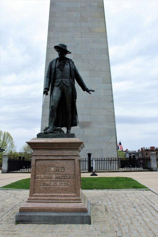 Boston Freedom Trail - Bunker Hill