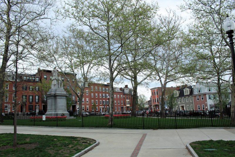 Boston Charlestown