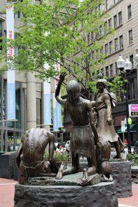Freedom Trail Boston Freedom Trail Irish Famine