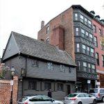Boston Freedom Trail Paul Revere's House