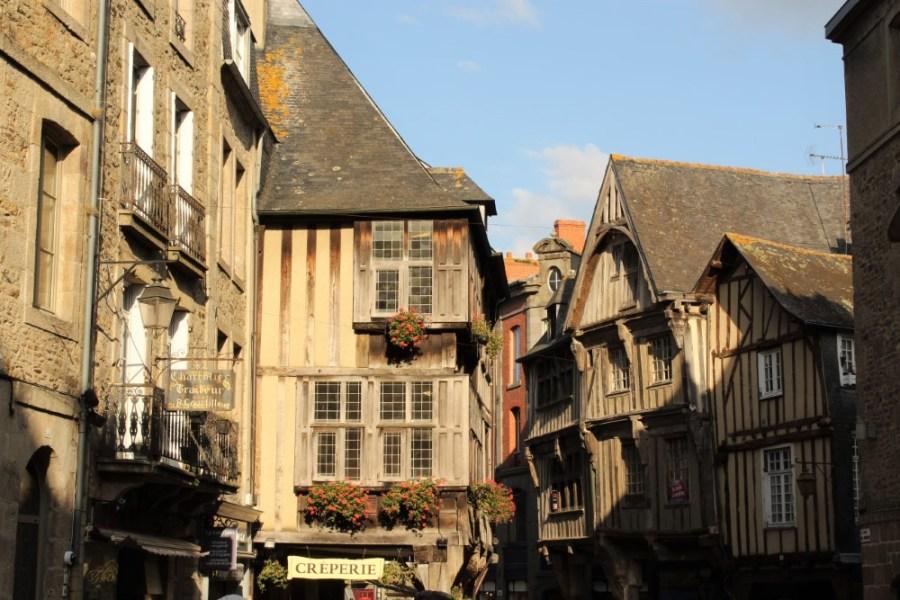Dinan, il borgo fortificato bretone
