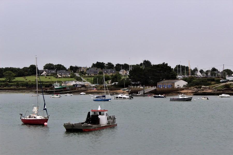 Golfo del Morbihan imbarcazioni