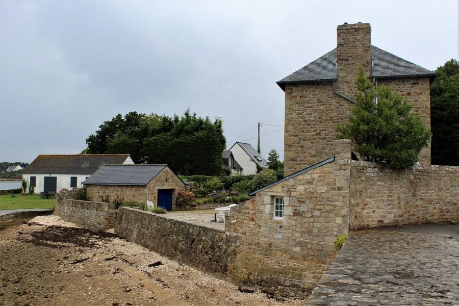 Golfo del Morbihan casa