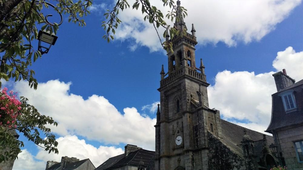 Huelgoat - Huelgoat-chiesa-gotica.jpg