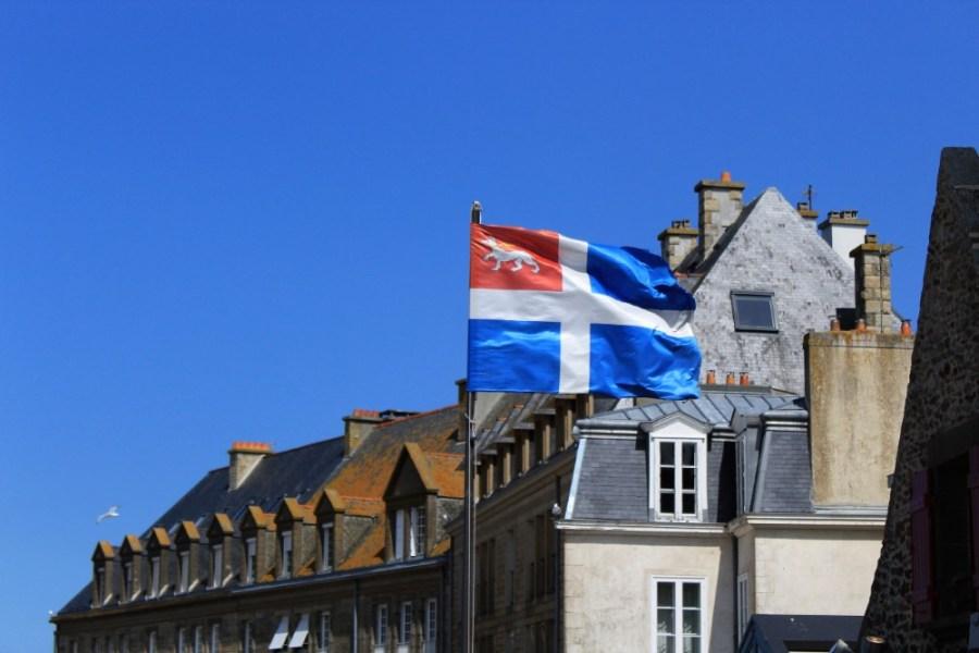 St-Malo - St-Malo-bandiera