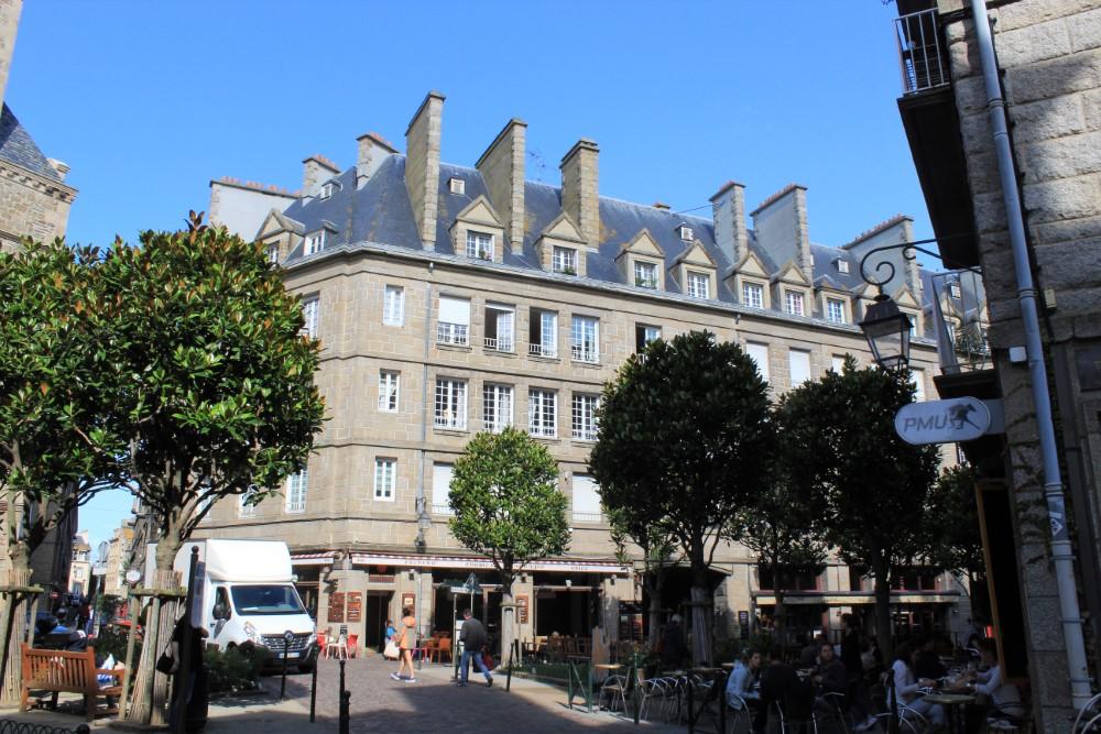 St-Malo - St-Malo-palazzi