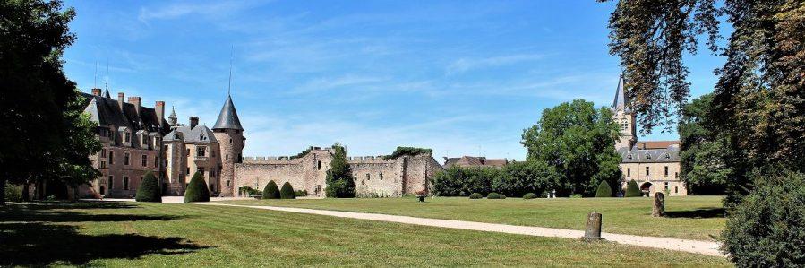 Tour della Bretagna, Giorno 2 - Da Chambery a Bourges, passando da Lapalisse