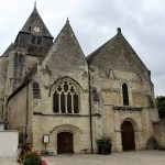 chiesa di Saint-Symphorien a Azay le Rideau
