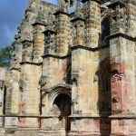 Rosslyn-Chapel - Rosslyn-Chapel-giglie-laterali