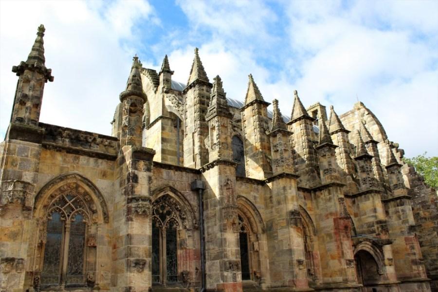 L'aura di mistero della Rosslyn Chapel