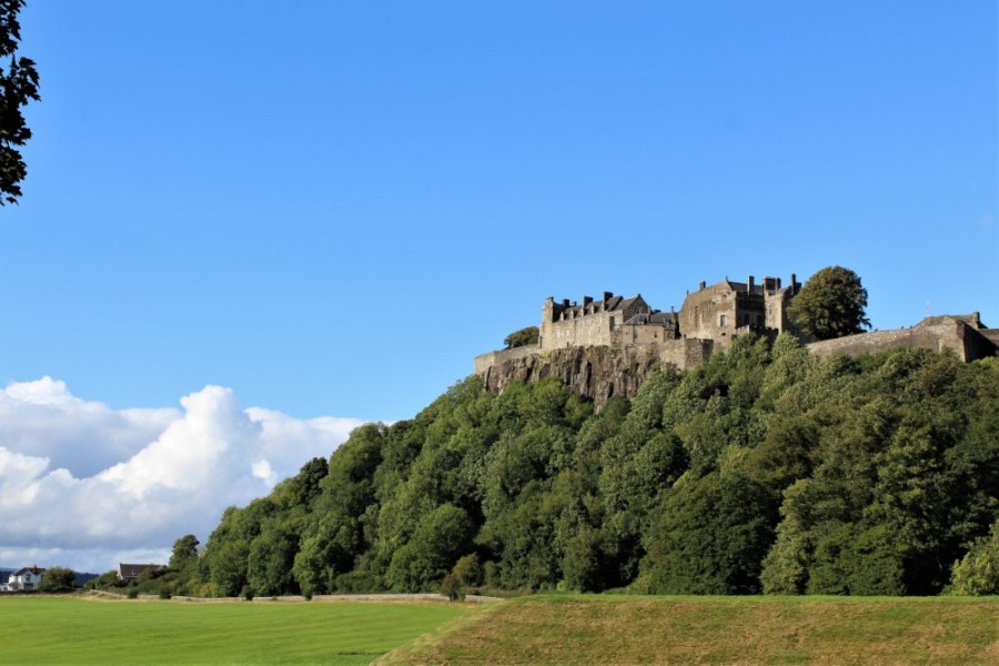 Castle - Stirling-Castle-Castle