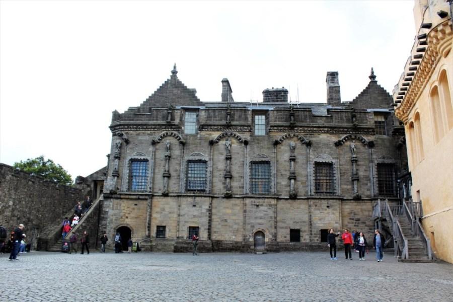 Castle - Stirling-Castle-Palazzo-reale