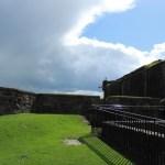 Castle - Stirling-Castle-cortile-interno
