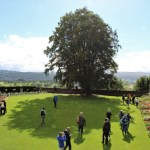 Castle - Stirling-Castle-giardino