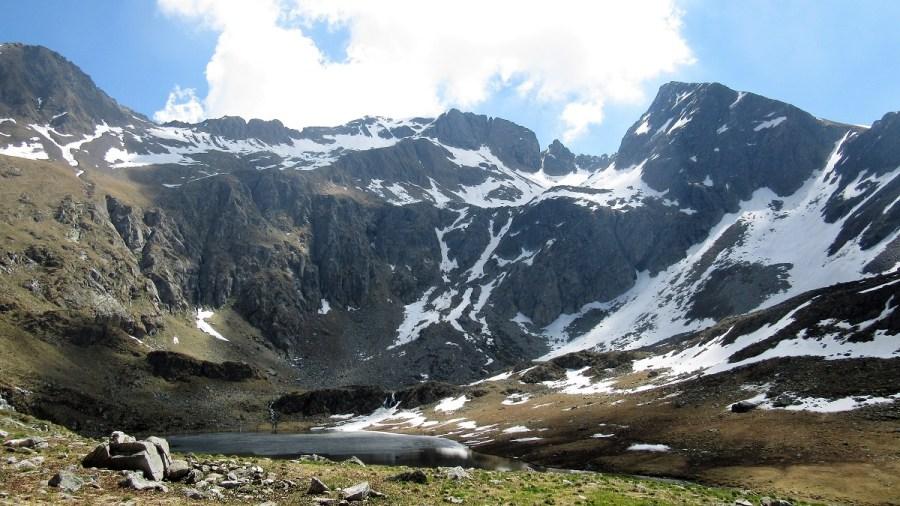 Lago della Val Sambuzza