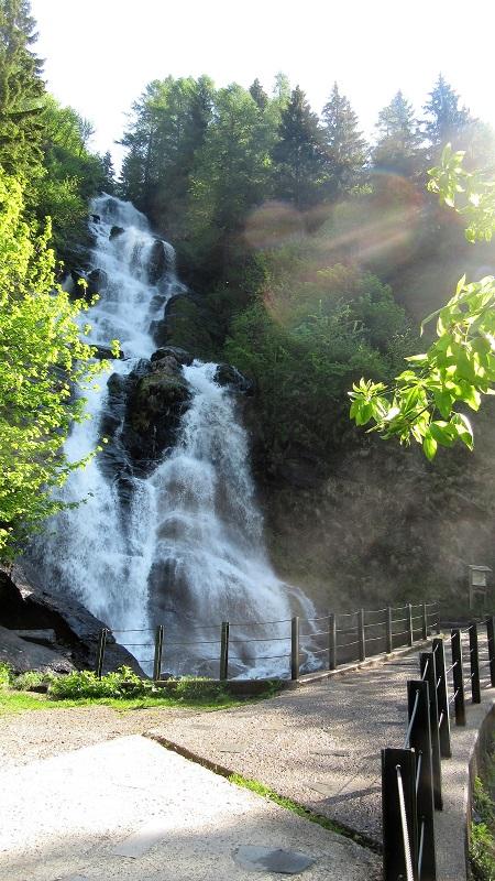 Cascate della Val Sambuzza