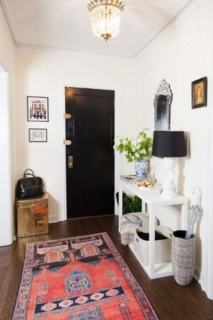 Brilliantly bohemian in this small space.