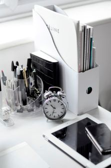 Create a color palette to match the rest of your office.