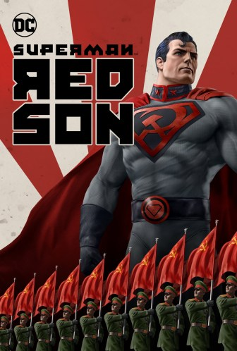 The Machine Superman: Red Son Poster