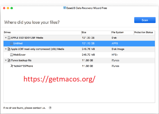 EaseUS Data Recovery Wizard 12.5 Crack With License Code 2021 Download