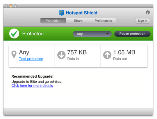 Hotspot Shield VPN Elite 16.25.18 Crack With License Key 2021 [Latest] Free