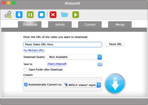 Allavsoft Video Downloader Converter 3.23.5 Crack With Serial Key 2021