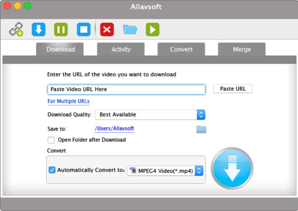 Allavsoft Video Downloader Converter 3.23.8 Crack With Serial Key 2022
