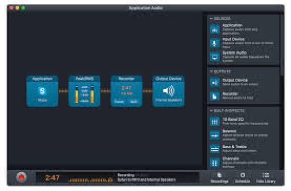 Audio Hijack 3.8.6 Crack With License Key 2022 Mac Download