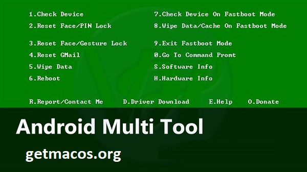 Android Multi Tools v1.02B Crack With Serial Key 2021 Free Download