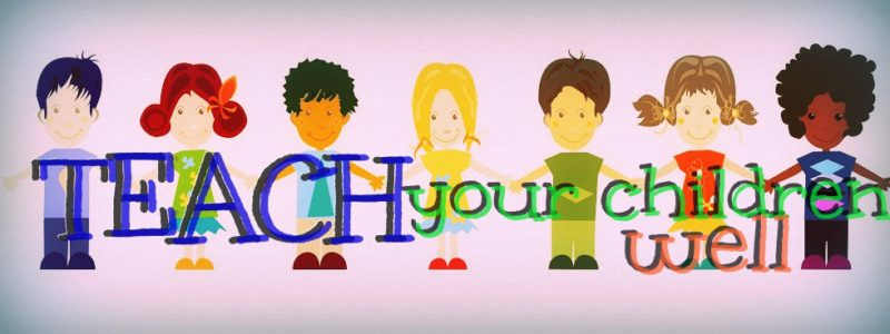 Teach Your Children Well is one example of a service group you can create.
