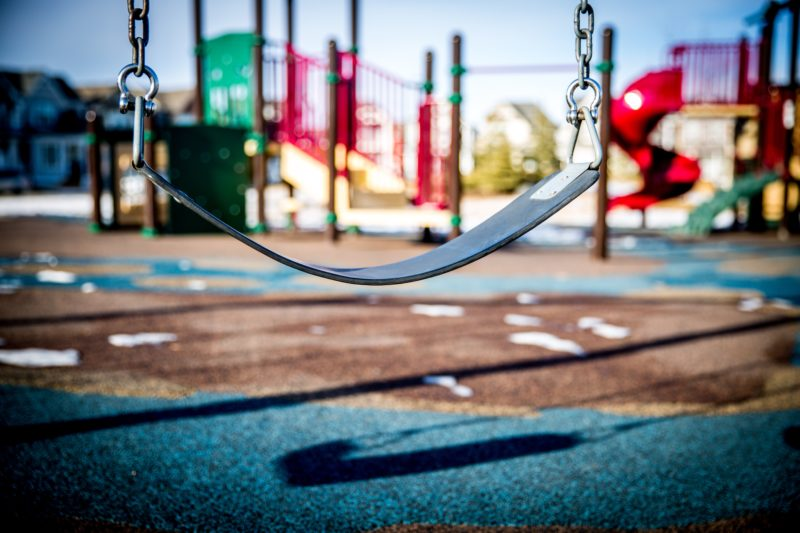 Multitask at the park by fitting in a quick workout- learn how here. Click to read more or pin and save for later!