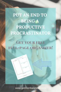 You can stop your productive procrastinator ways: free download