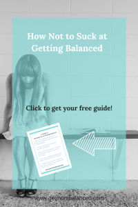 Work-life balance | Free guide | Finding balance in life | Prioritizing