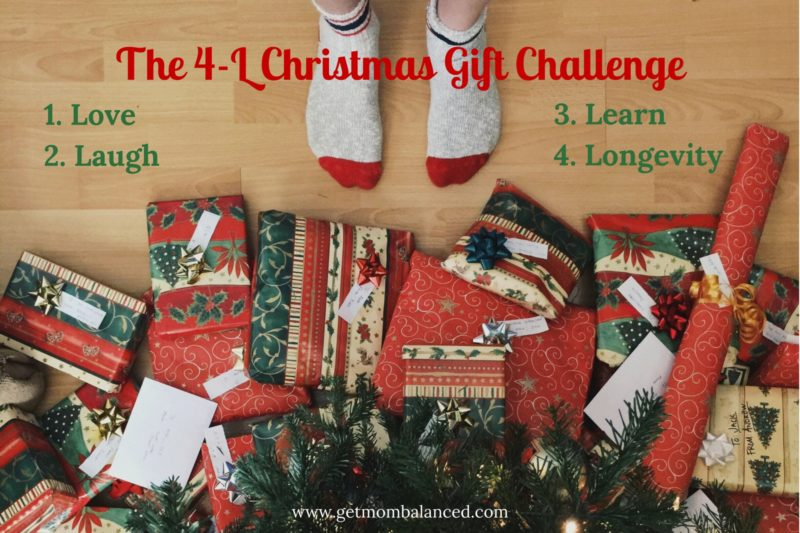 The 4-L Christmas Gift Challenge: The New Way to Buy Gifts - Get Mom ...