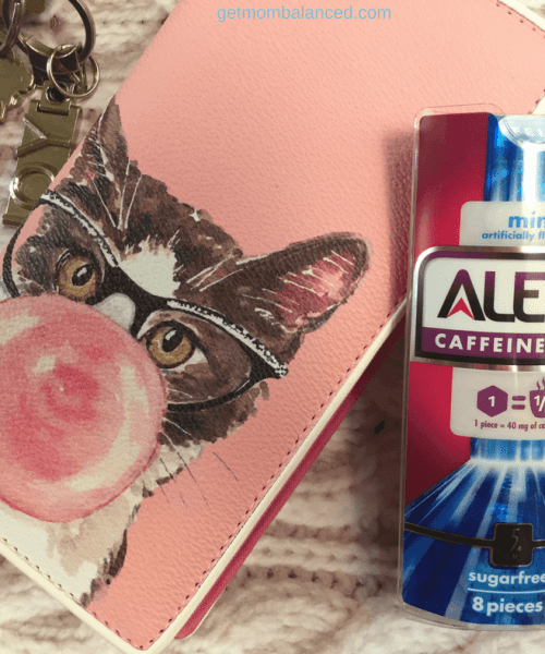 #ad Alert Caffeine Gum
