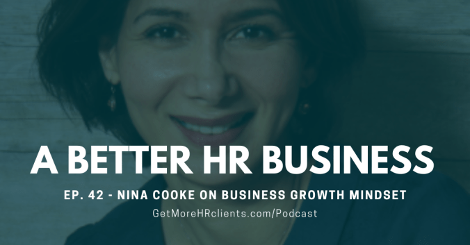 A Better HR Business - Podcast - Nina Cooke