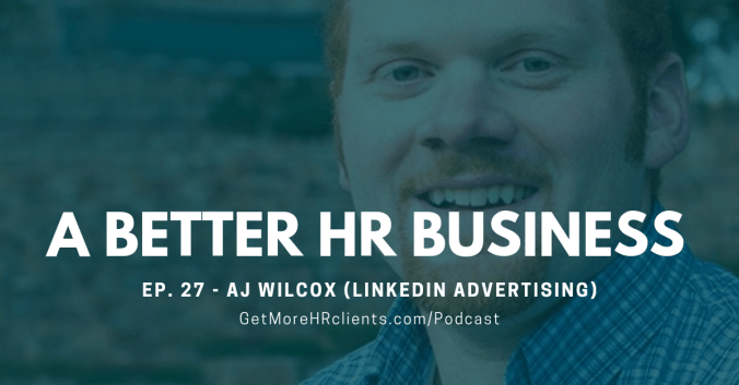 LinkedIn Advertising for HR companies