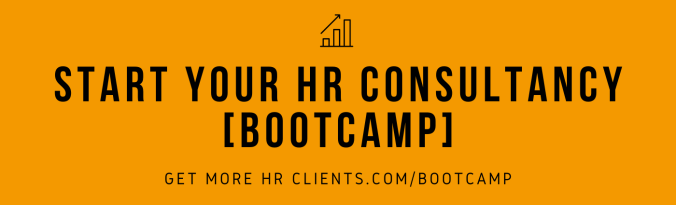 Start Your HR Consultancy Bootcamp logo wide