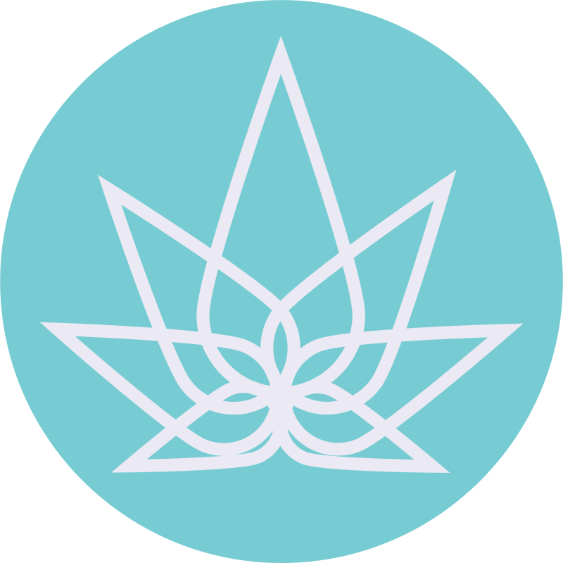 Mothers Hemp - logo circle - green