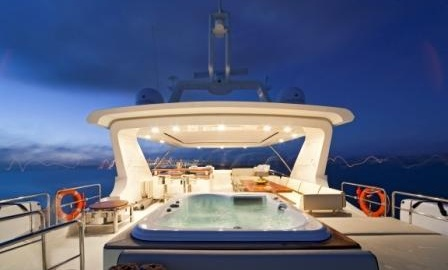 95 Azimut Fly Power Mega Yacht Charter In Cabo San Lucas
