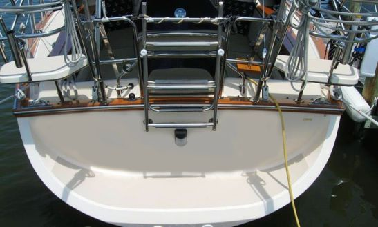 37 Jeanneau Sailing Yacht Charter In Deltaville Virginia GetM