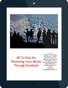 Tips for selling books using Facebook