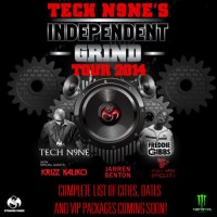 [Hip-Hop News] Freddie Gibbs Joins Tech N9ne On Independent Grind Tour 2014