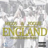 Migos (@migosatl) and Foolie (@trillassfoolie) | England [Music]