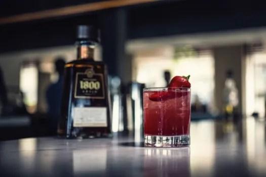1800 Anejo — Crimson Heat
