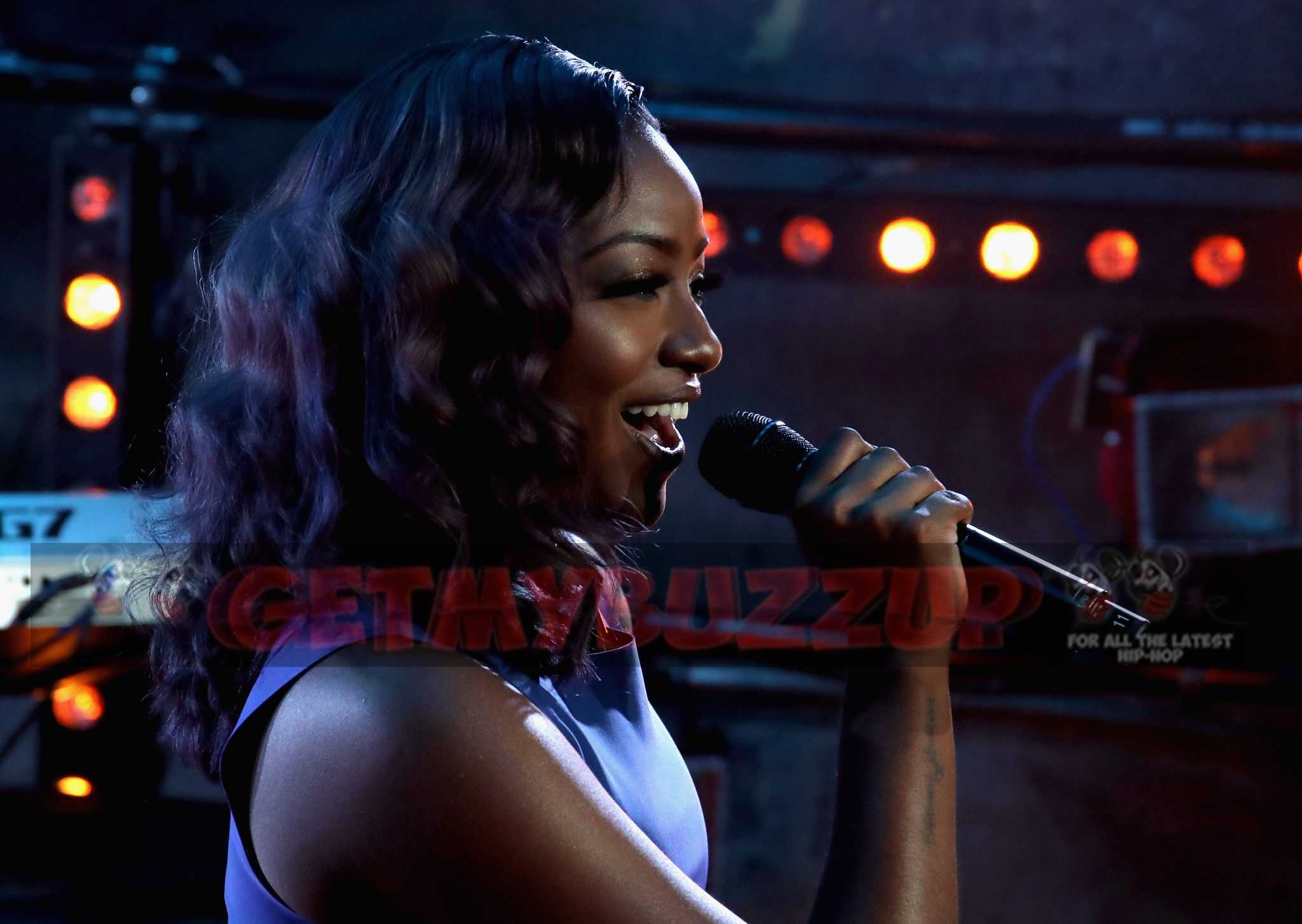 JUSTINE SKYE on Mtv's 'Wonderland' [Photos]
