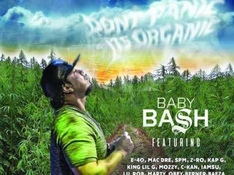 "Album Stream: Baby Bash - ""Don't Panic It's Organic"" [Audio]"