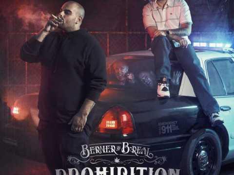Album Stream: Berner & B-Real - Prohibition 3 [Audio]